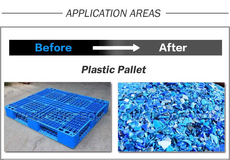 Plastic Pallet Crusher,Plastic Tray Crusher Machine,Wood Pallet Crusher, Plastic Milk Bottle Crusher ,Plastic Pallet Grinder