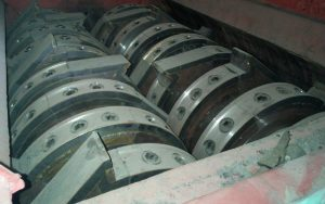 Tire Shredder, Used Tire Shredder Machine,Waste Tire Shredder, Shredder Tire