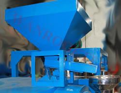 LLDPE LDPE HDPE PVC mill Feeder