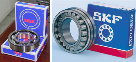 Plastic pulverizer Bearing or Plastic Mill bearing