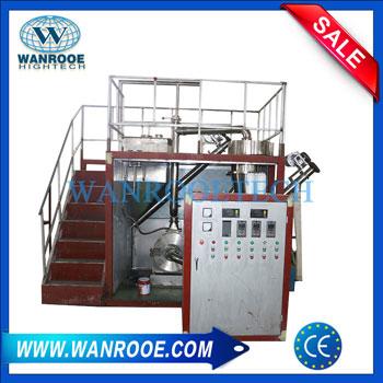 Liquid Nitrogen Cooling Plastic Pulverizer, Freezing Pulverizer, Cryogenic Granulator