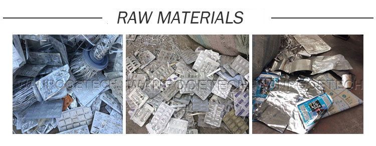 Aluminum plastic recycling machine,Aluminum plastic pulverizer,Aluminum foil pulverizer,Aluminum Dross Pulverizer Raw Materials