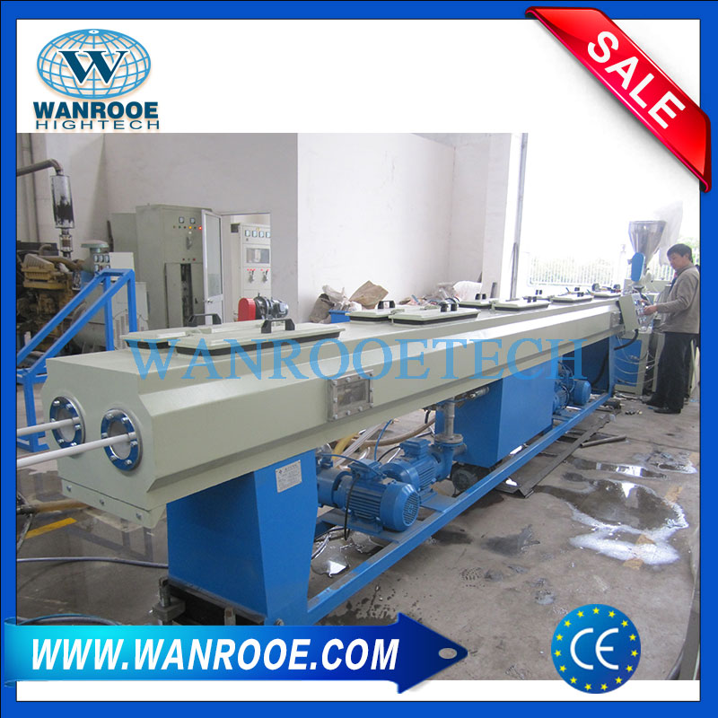 PVC Double Pipe Extrusion Line, PVC Pipe Extrusion Line, PVC Pipe Extrusion Machine, PVC Pipe Making Machine