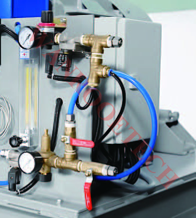 LLDPE HDPE LDPE plastic pulverizer temperature controller