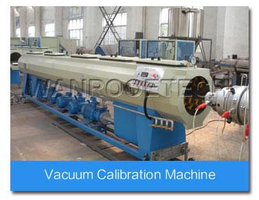 PE/HDPE Pipe Vacuum Tank,Vacuum Calibration Machine, HDPE Pipe Production Line, PP HDPE Extruder