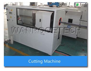 PPR pipe cutting machine