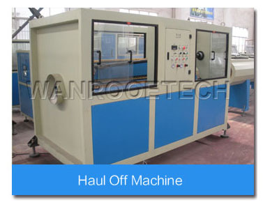 PE HDPE Pipe Haul Off Machine,HDPE Pipe Making Machine,Plastic Pipe Extrusion Line,PE pipe production line