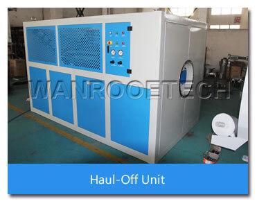 PPR haul-off unit