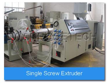 PP/PE/PPR/ABS Single Screw Extruder, Plastic Extruder Machines, Single Screw Extruder, PPR Extruder