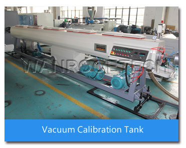 PPR Pipe Vacuum Tank,Vacuum Calibration Tank,Vacuum Tank